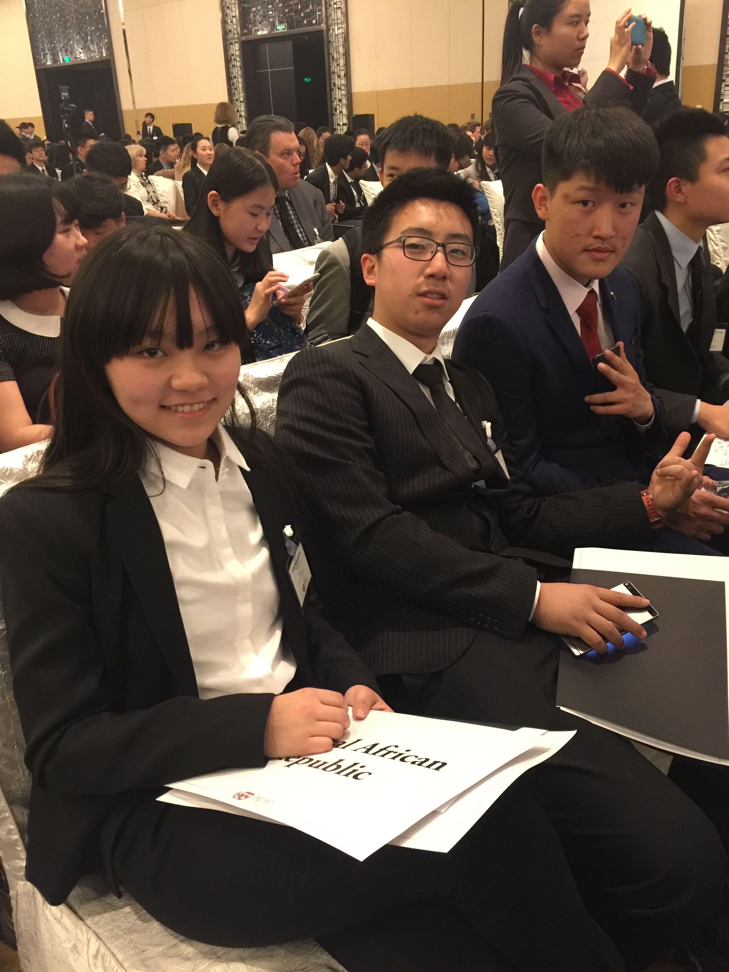 我校参与哈佛大学模拟联合国(HMUN CHINA 2016)中国会议|北京中加学校|Beijing Concord ...