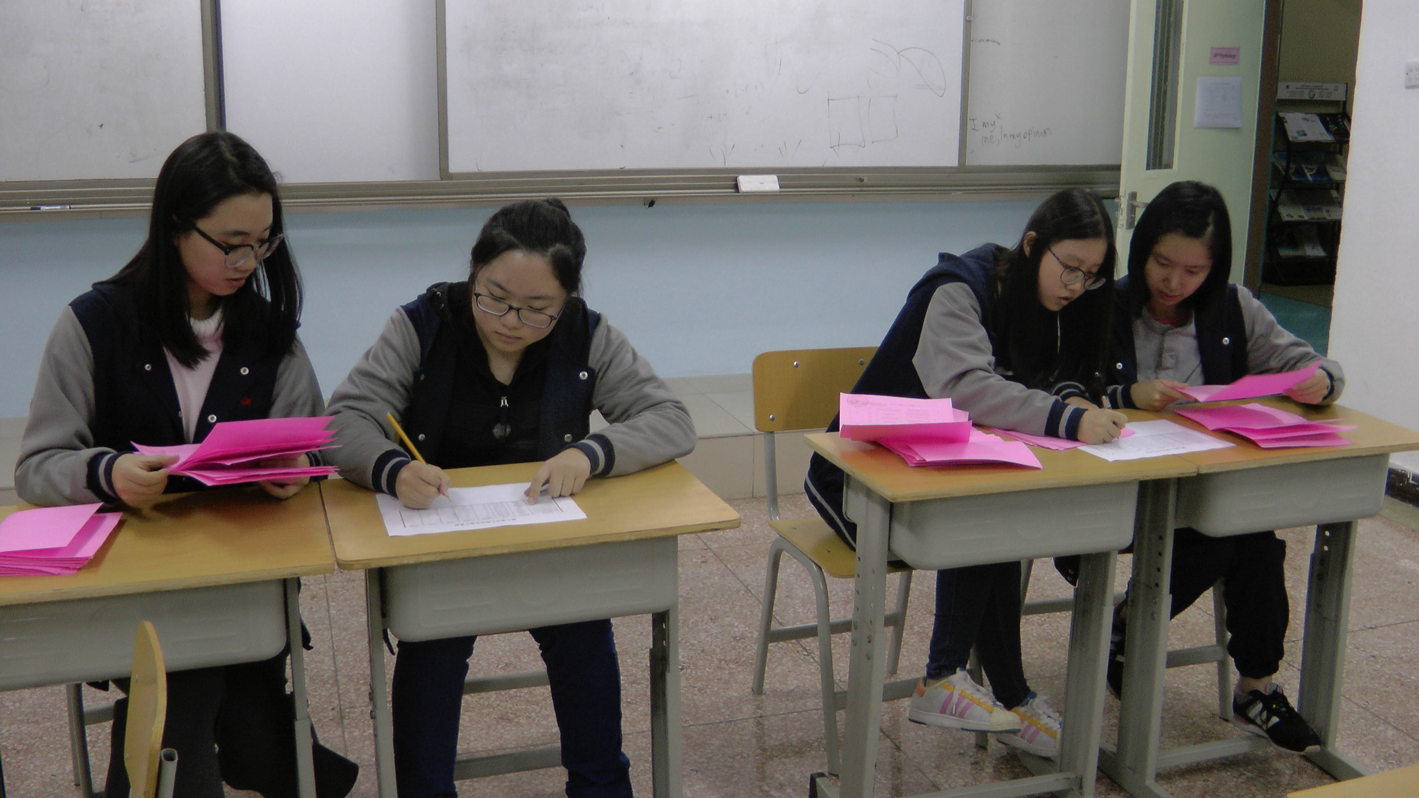我校第五届圆方学生委员会成立|北京中加学校|beijing